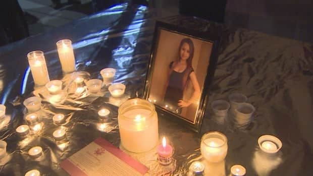 Informal vigils were held in October for Amanda Todd, a 15-year-old from Port Coquitlam, B.C., who committed suicide after being bullied for years at school and online.