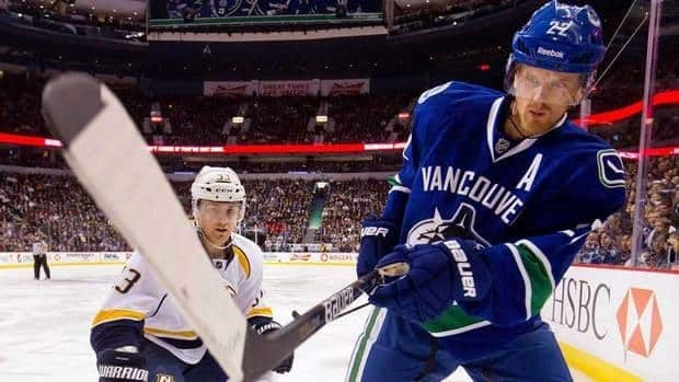 The Vancouver Canucks would get a big boost if Daniel Sedins gets the green light for Game 1 against the Los Angeles Kings on Wednesday night.
