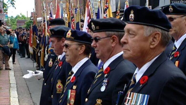 Legion launching program to help homeless veterans | CBC News