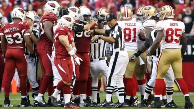 The Cardinals and Niners renew their rivalry at University of Phoenix Stadium on Monday.