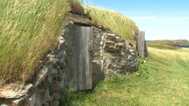 A group of students have spent their summer repairing the root cellars around the community of Elliston.