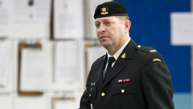 Reservist Darryl Watts testified he was neither trained nor qualified to lead the exercise.