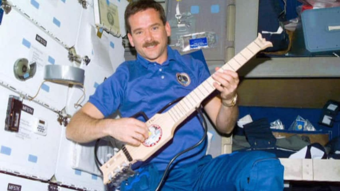 the inspirations of chris hadfield in my life