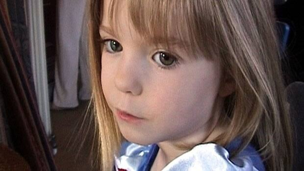 British girl Madeleine McCann went missing in May 2007 while on a family vacation in Portugal. London's Metropolitan Police say it's possible the missing girl is still alive.