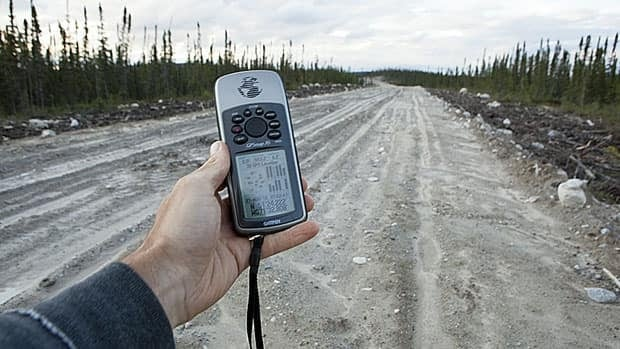 Greenpeace has released photos showing what it says is proof of logging in areas prohibited by the Canadian Boreal Forest Agreement, including this logging road it says is 20 kilometres beyond the boundary agreed to in the deal.