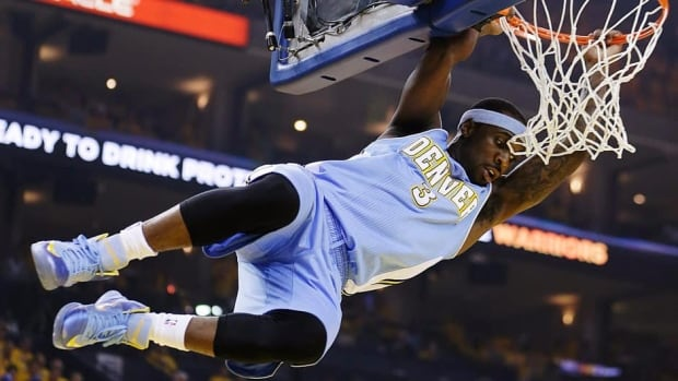 Denver Nuggets guard Ty Lawson signed a four-year contract extension with the team last October.