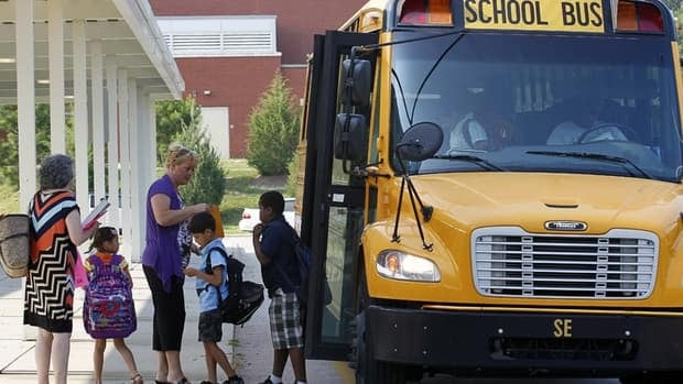 Practising morning routines, including walking to the bus stop or following the route to school before the first day can help set children's minds at ease ahead of the return to class, according to Anxiety B.C.