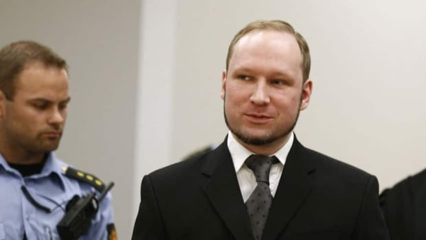 The Norwegian court delivered its verdict in the ten-week trial of gunman Anders Behring Breivik on Friday. Breivik looked pleased as the judge read the ruling, declaring him sane enough to be held criminally responsible.