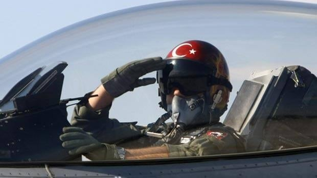 Turkish Prime Minister Tayyip Erdogan confirms armed forces shot down a Syrian jet.