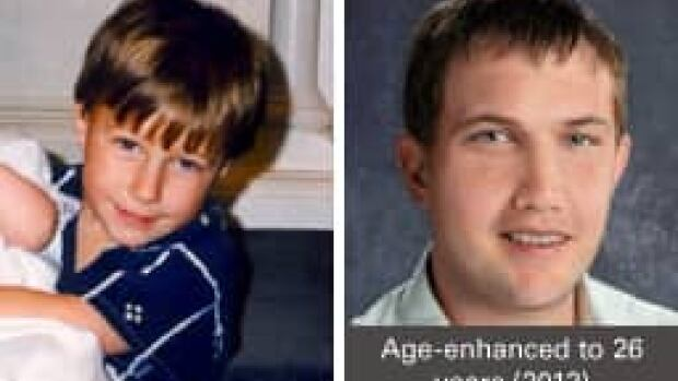 Michael Dunahee was four years old when he disappeared from a Victoria playground in 1991