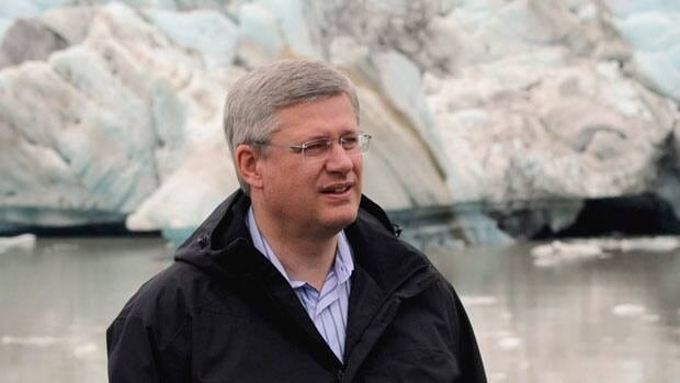 Prime Minister Stephen Harper, seen here visiting Yukon's Kluane National Park in 2011, has made visiting Northern Canada an annual ritual.