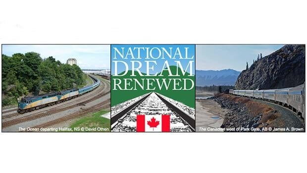The Dream Renewed is a series of cross-Canada public discussions held to give Canadians a chance to voice what they want in a train system.