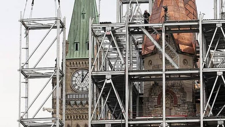 Parliament Hill reno costs soar above billion-dollar mark