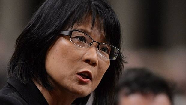 NDP MP Olivia Chow asks a question during question period in the House of Commons on Parliament Hill in Ottawa on Friday June 7, 2013.