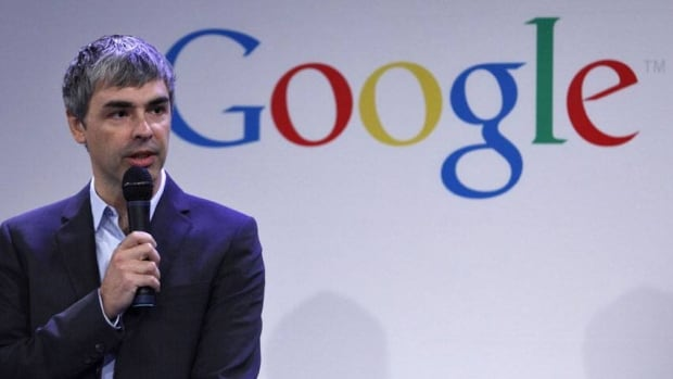 Google CEO Larry Page speaks during a press announcement in New York on May 21, 2012. A California advocacy group has unearthed court documents filed by the internet giant that have raised concerns about online privacy.