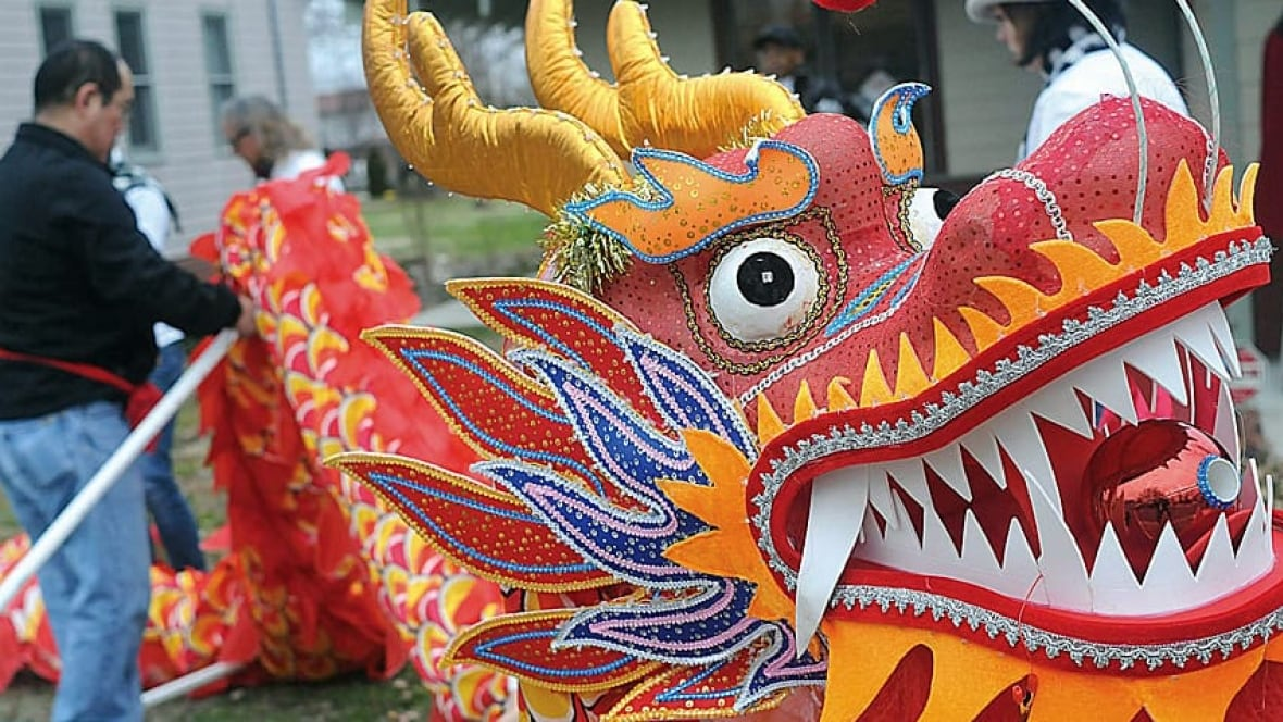 chinese new year lion and dragon dances bring prosperity good luck british columbia cbc news - Chinese New Year 1987