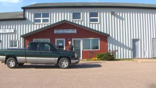 This factory in Souris may be rented out for just one loonie.