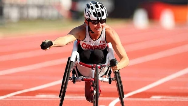 Michelle Stillwell competed in both the T52 100m and the T53 800m races this past week in the Para Panam Games.