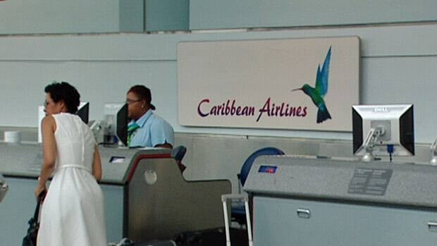 A Caribbean Airlines spokesperson says that a popular Jamaican entertainer helped calm a passenger who displayed erratic behaviour on a recent flight that departed Toronto.