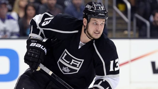 Kyle Clifford has 40 points and 315 penalty minutes in 205 games with the Los Angeles Kings.