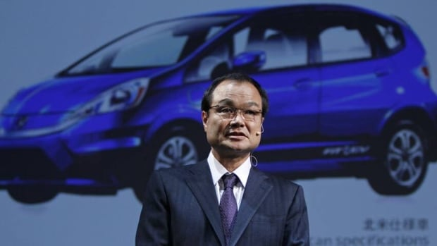 Honda president Takanobu Ito says the car company's dream is to derive energy solely from nature and emit just water.
