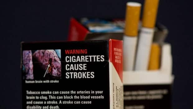 Three tobacco companies are defending themselves in Montreal against a $27-billion class-action lawsuit launched by two groups of individuals.