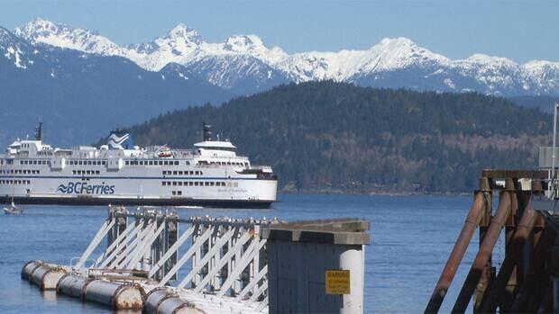 BC Ferries raised fares four per cent April 1