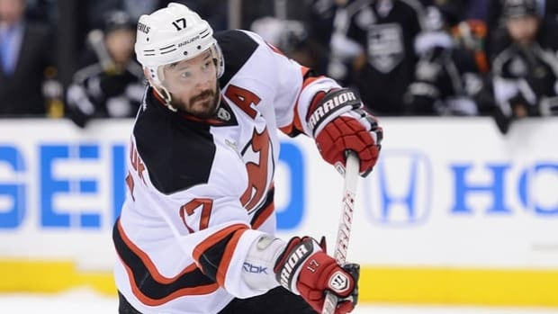 New Jersey Devils forward Ilya Kovalchuk is playing for SKA Saint Petersburg of the KHL during the NHL lockout.