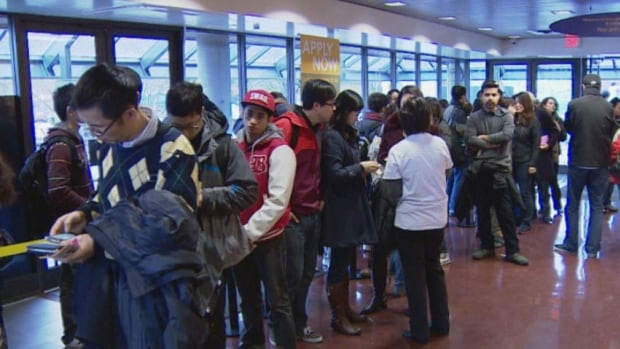 Vancouver Community College teachers were told Thursday that their ESL program is being eliminated.
