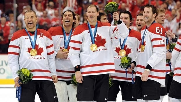 Canada will defend its Olympic men's hockey gold Sunday morning in Sochi.