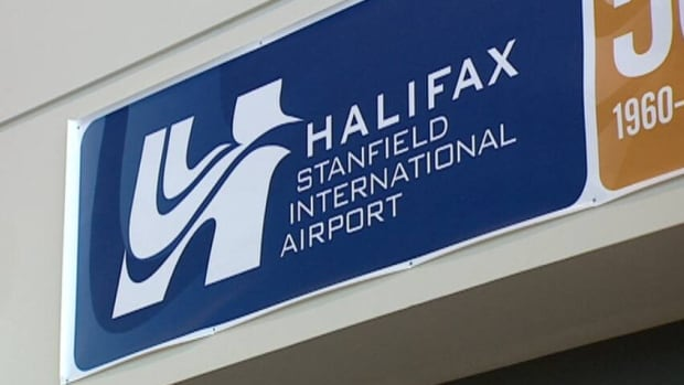 The Toronto-bound flight had just taken off from Halifax.