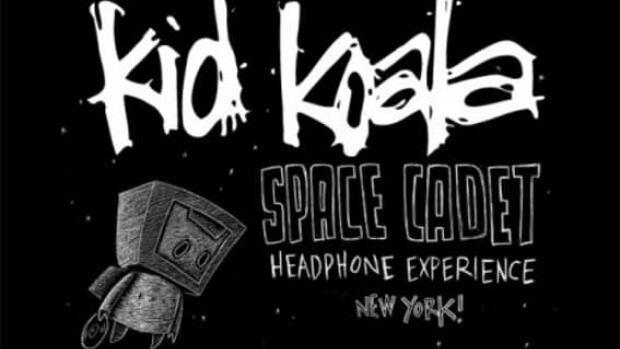 Kid Koala I Got A Rock