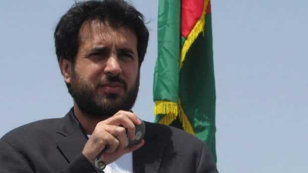 Asadullah Khalid suffered injuries in a suspected assassination attempt Thursday, officials say.