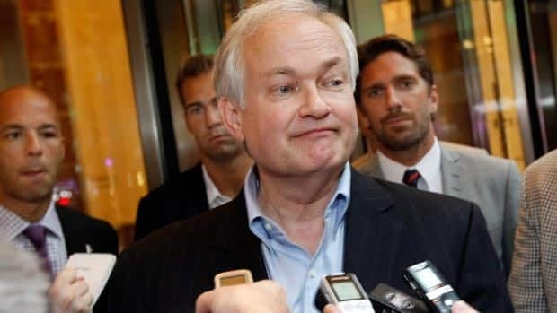 Donald Fehr, seen on July 18 in New York, is looking for the NHL to share more specific financial information as labour talks progress this summer.