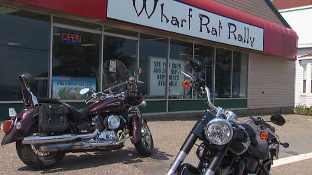 25,000 bikers will roar into Digby at the end of August.