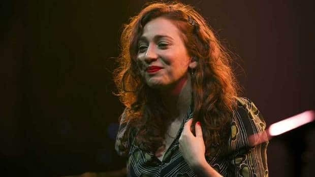 New York singer and pianist Regina Spektor, seen performing in Switzerland in July 20, is currently touring in support of her album What We Saw from the Cheap Seats.
