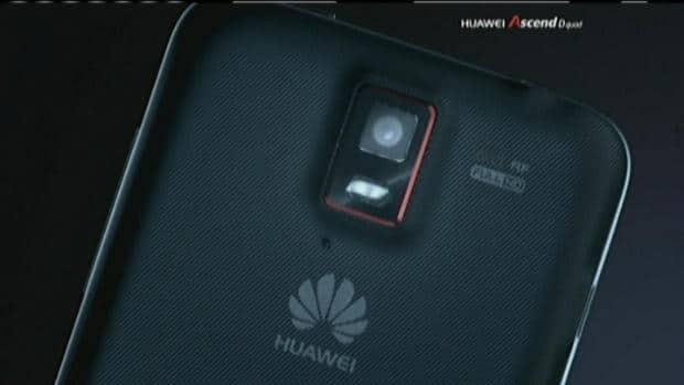 Huawei security fears