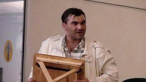 Four RCMP officers confronted Robert Dziekanski at Vancouver's airport in October 2007, when the Polish immigrant was repeatedly stunned with a Taser and died.