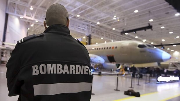 Bombardier says the first test flight of the CSeries will take place in the coming weeks.