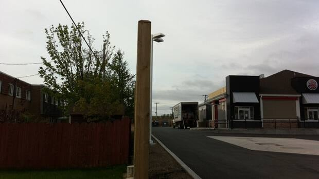 A Burger King built recently on Torbay Road that had a narrow buffer with nearby houses triggered a city council decision on widening buffers.