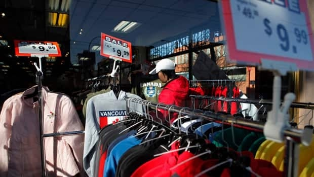 Canadian retailers say the rise in cross-border shopping means they will be offering good deals this Canada Day long weekend.