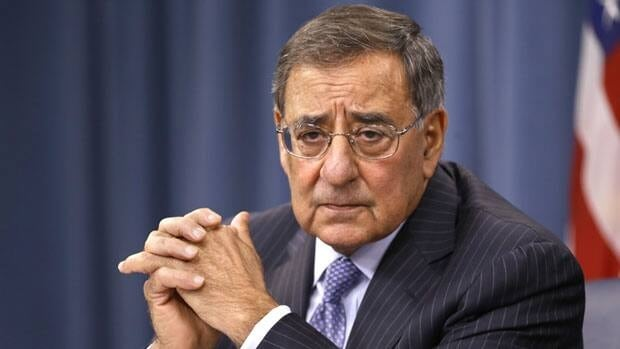 U.S. Defense Secretary Leon Panetta, shown here in September, said Thursday that the Pentagon is prepared to take action if America is threatened by a computer-based assault.