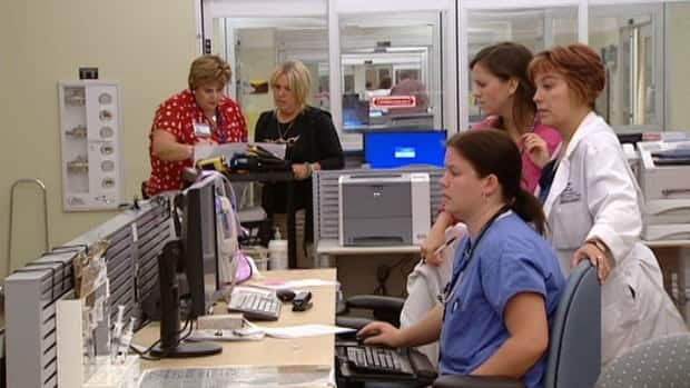 Nurses' overtime declining from previous years, CEO says.