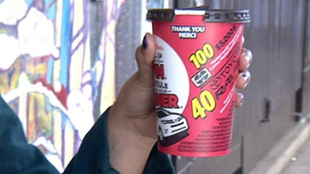 In honour of its 50th anniversary, Tim Hortons is offering two chances to win on each cup of coffee or tea for Roll Up the Rim to Win. The Canadian company is also announcing its fourth-quarter results on Thursday.