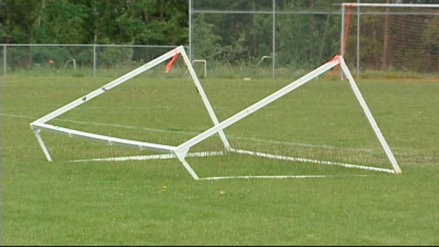 The City of Windsor says it will be reviewing the way it handles soccer net on its fields in light of the death of an Ontario teen who had a net fall on top of her.