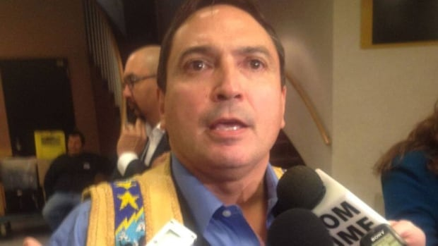 FSIN Chief Perry Bellegarde said he is hoping to find alternate sources of funding to reduce the impact of a budget shortfall.