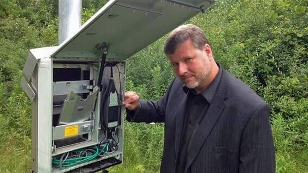 Colin Novak is a University of Windsor professor who has been studying the Windsor Hum.