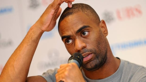 U.S. sprint athlete Tyson Gay revealed earlier this month he had tested positive in an out-of-competition test he took May 16.
