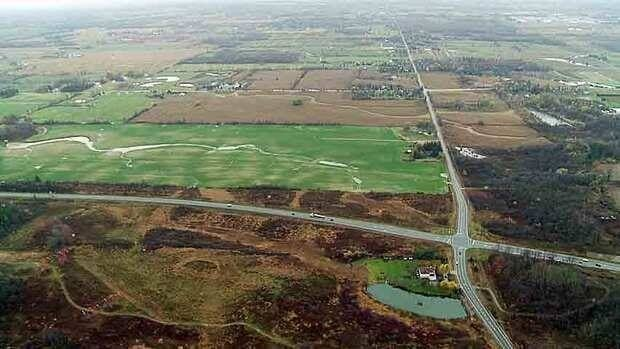 The Ontario Municipal Board ruled earlier in July to allow the city to go ahead with its plan to develop 555 hectares of land surrounding the Hamilton International Airport.