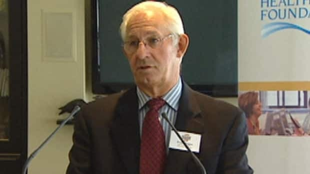 Frank Fagan, seen here on Sept. 8, 2010, will be N.L.'s next Lieutenant Governor.